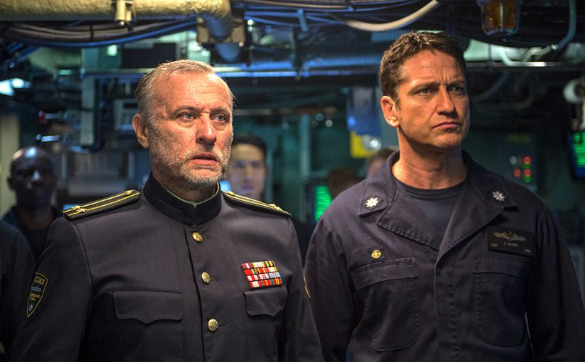 hunter killer review